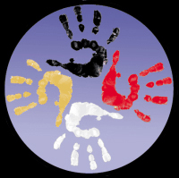 The Four Directions : Handprints