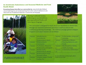 Teaching Garden Brochure 1