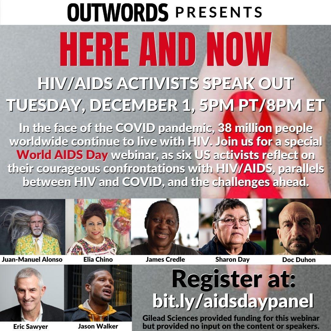 World AIDS Day panel