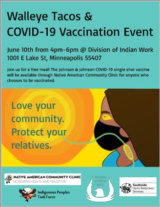 taco vaccine event